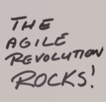 The Agile Revolution Rocks